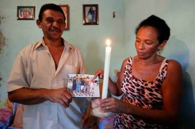 Cleidenilson's parents questioned the motive of the lynching