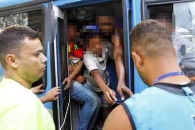 A Defensoria Pública diz que a ação da PM é ilegal
