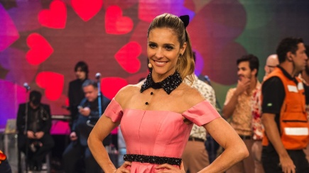 Mode/TV host Fernanda Lima