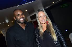 Actor Rafael Zulu and girlfriend Erys Martins