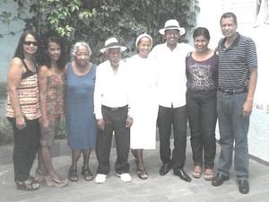 Vicente family celebrate João's 92nd birthday