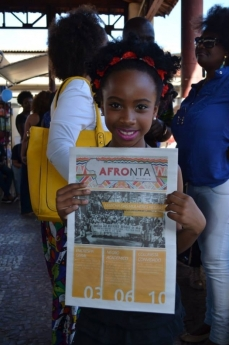 Release of the first edition of the newspaper Afronta