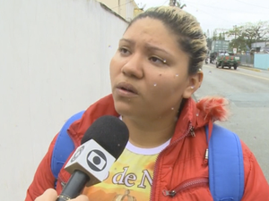 Suspect testimony contradicted by victim's wife, Vanessa Nery Pantoja, who witnessed the assault