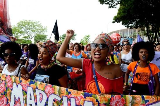 1ª Marcha das Mulheres Negras de Brasília