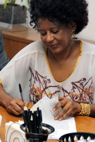 Cida Bento, foi considerada como uma das 50 profissionais mais influentes do mundo 2