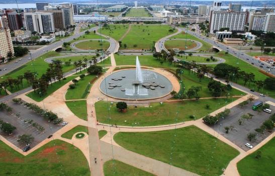 (Eixo Monumental) - Brasilia