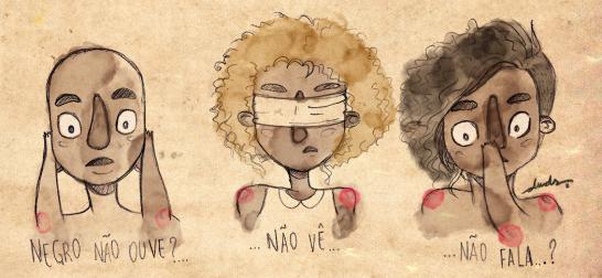 SERÁ QUE É RACISMO-Q (Ribeiro)