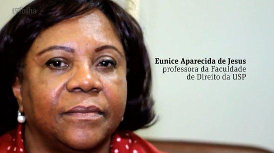 Eunice Aparecida of Jesus, law professor at the University of São Paulo