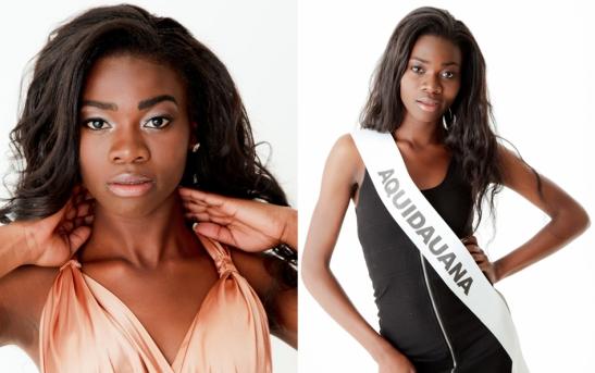 In 2012, Ilda represented the city of Aquidauana in the Miss Mato Grosso do Sul contest