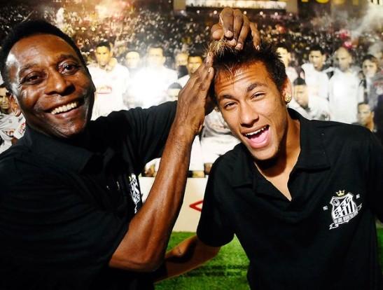Neymar - Pelé