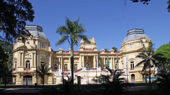 Palácio Guanabara, headquarters of Rio de Janeiro's state government