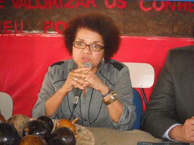 Ser negro interfere na vida - Procuradora de Justiça Maria Bernadete Martins de Azevedo Figueiroa