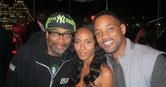 Spike Lee and Jada Pinkett Smith, Will Smith