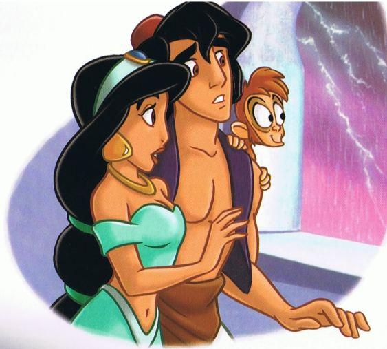 Aladdin Sex Stories 36