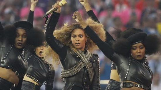 Beyonce Super Bowl 2016.2