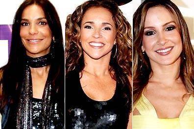 Ivete Sangalo, Daniela Mercury, Cláudia Leitte