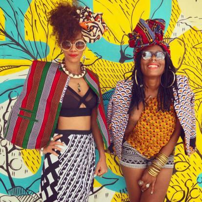 3 - Project Tribe, criado por Luna e Vanessa