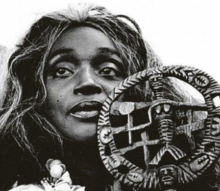 a deusa negra 1978