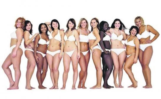 A marca Dove, da Unilever, tem a tradição de reunir mulheres de diferentes padrões de beleza e raças em suas peças publicitárias
