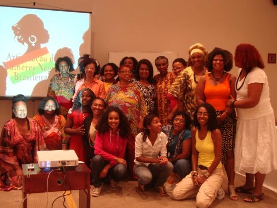Articulação das Mulheres Negras Brasileira