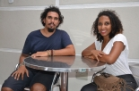João Brazil and Luciana Oliveira are organizing the 1st Showing of Black Cinema of Sergipe