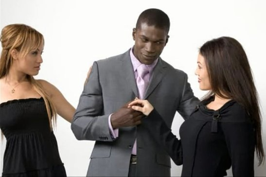 Why So Many Black Women Being Overlooked By Black Men-Q (interracial)