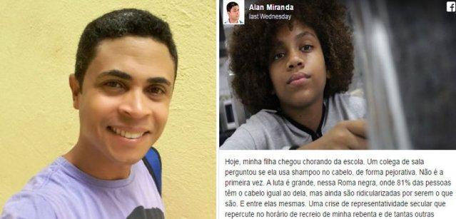 Ator Alan Miranda fará campanha nas redes sociais com a filha contra preconceito (4)