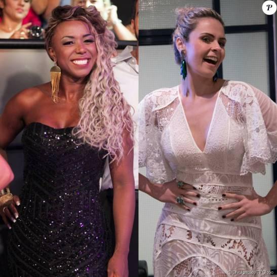 Ex-BBB Adélia diz que faria ensaio sensual com Ana Paula Renault