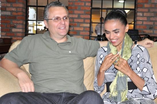 Fábio Vaz, marido de Marina Silva