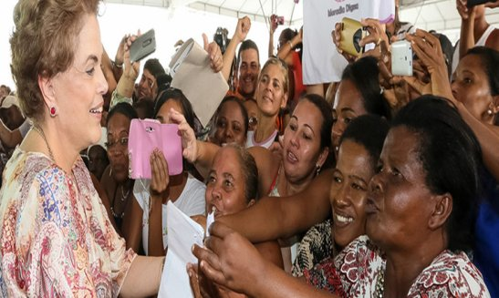 O golpe contra Dilma é racista (E)