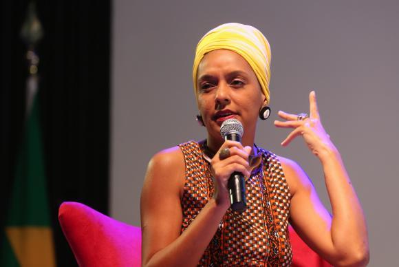 Mulheres discutem o papel das mídias negras no Festival Latinidades