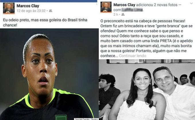Racist brazilian jokes