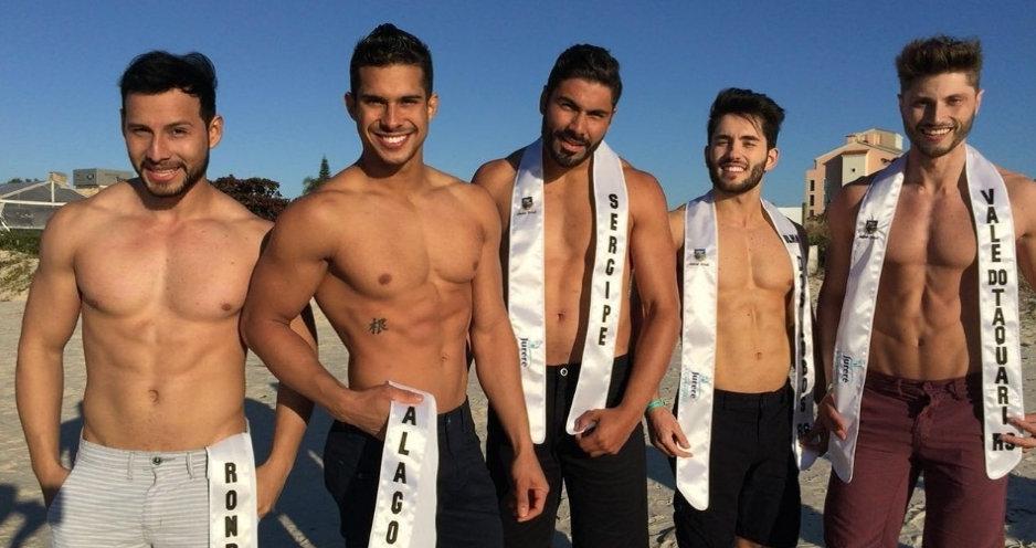 Hot brazilian guys