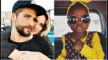 Actors Bruno Gagliasso and Giovanna Ewbank adopted little Titi from Malawi, a country of southeastern Africa