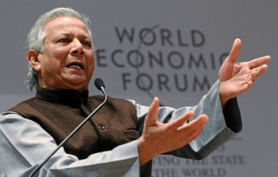 YGL session: Muhammad Yunus