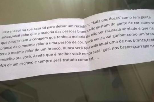 bilhete-racismo-araucaria-540x360