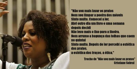 Escritora cria espaço dedicado a autores negros em BH.(Sobral)