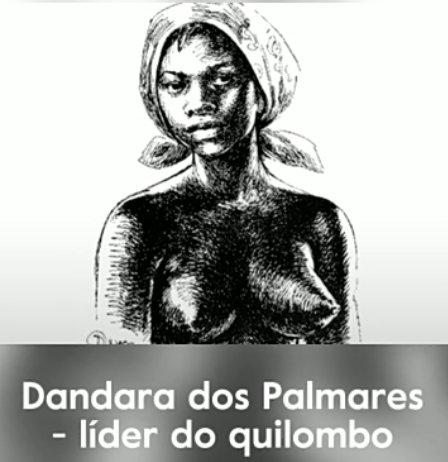 Dandara of Palmares