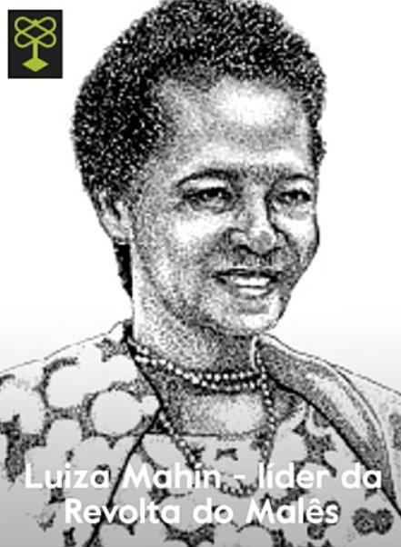 Luiza Mahin - leader of the Males Revolt