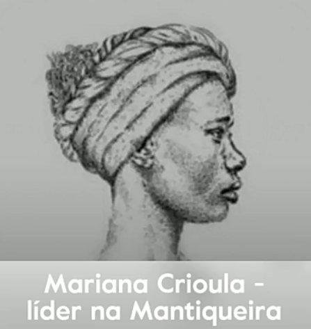 Mariana Crioula - leader in Mantiqueira