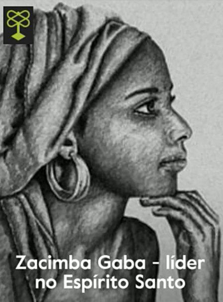Zacimba Gaba - leader in the state of Espírito Santo