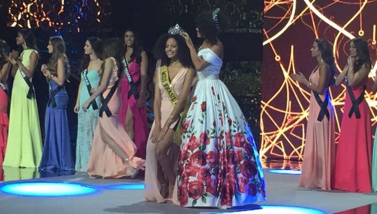 Monalysa Alcântara foi eleita Miss Brasil 2017