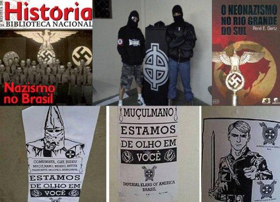 neonazismo brasil