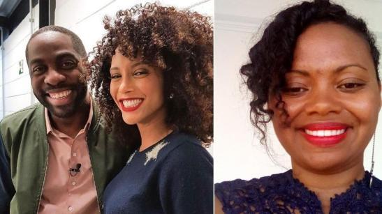 Lázaro, Taís, Adriana - brasileiros estão entre 100 negros mais influentes