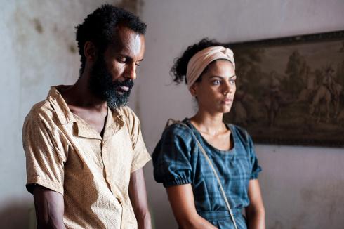 Alexandre Souza e Clébia Souza em O Nó do Diabo