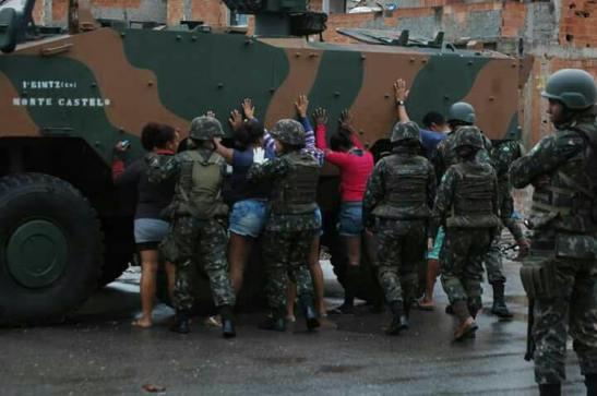'Não há vida no Jacarezinho nesse momento_- 22.8.2017