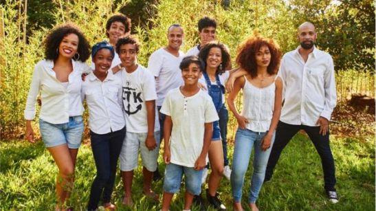 Em 2017 negros movimentarão mais de R$ 1 trilhão (O filho de Noêmia, Noan, ao lado da nova geração da família Colonna)