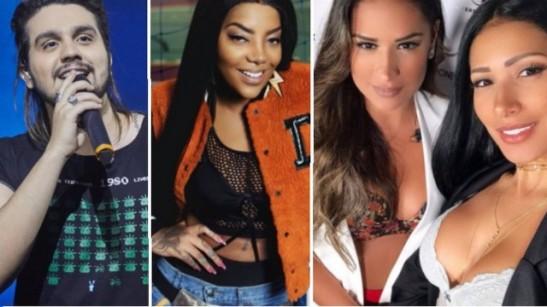 Luan Santana, Ludmilla e Simone & Simaria são alguns dos brasileiros indicados ao Grammy Latino