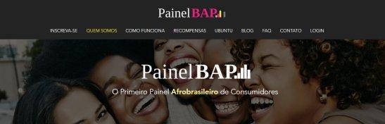 O Painel BAP quer aumentar a influência da comunidade negra no mercado (3)