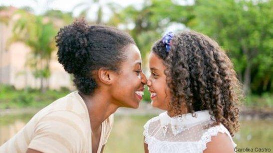 A blogosfera materna é branca